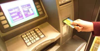 distributeur de billet