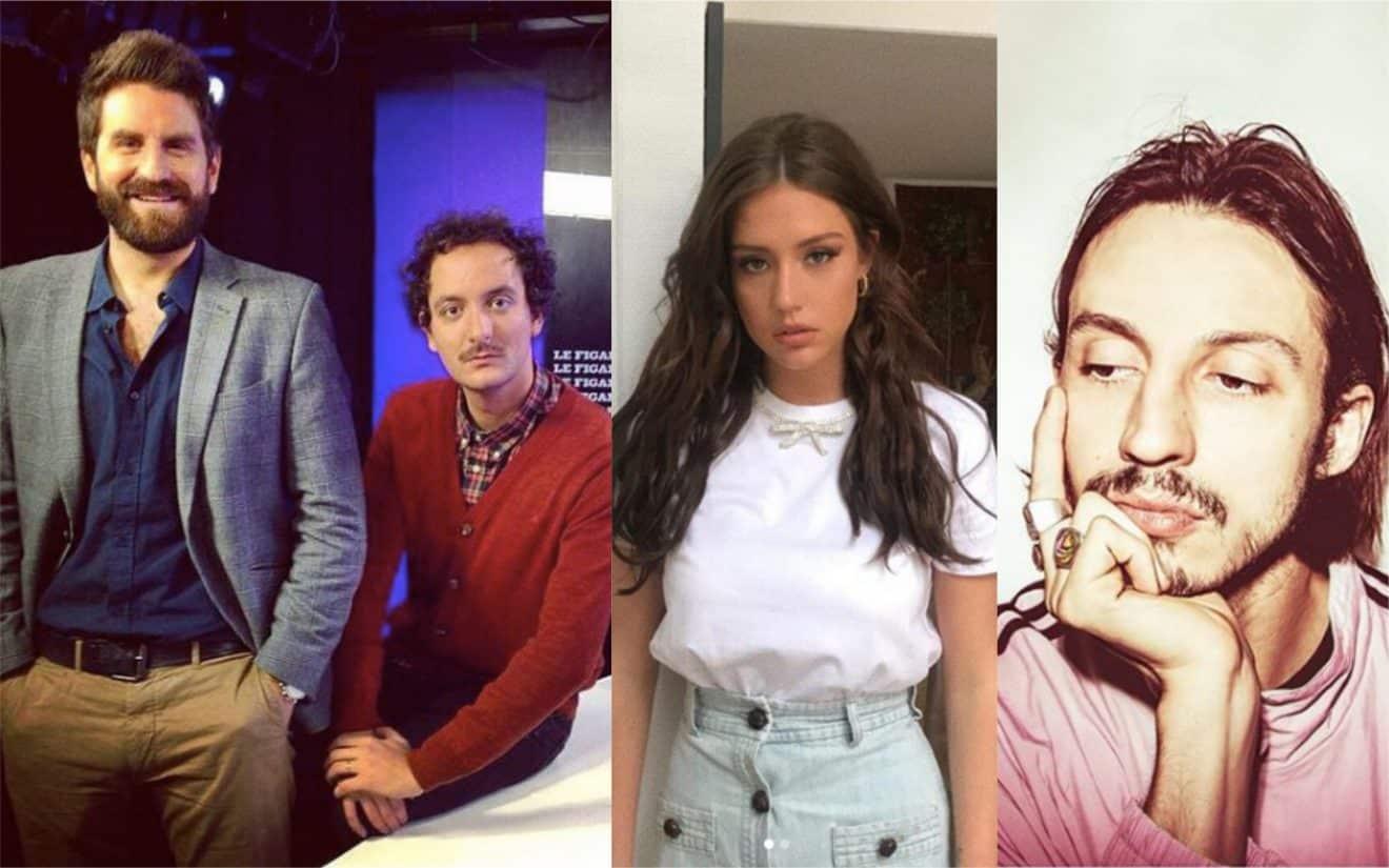 Le Palmashow, Adèle Exarchopoulos et Roméo Elvis à l'affiche du prochain film de Quentin Dupieux