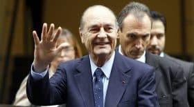 Les manies étranges de Jacques Chirac
