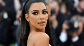 Kim Kardashian métamorphosée sur une photo