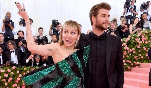 Alerte : Miley Cyrus et Liam Hemsworth se séparent… 8 mois après leur mariage