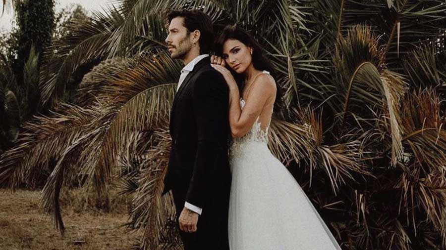 Photos du second mariage de Jade Leboeuf: magnfique dans sa robe de mariée