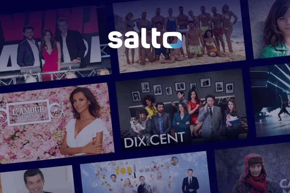 Que faut-il attendre de Salto, le Netflix à la française lancé par TF1, France Télévisions et M6 ?