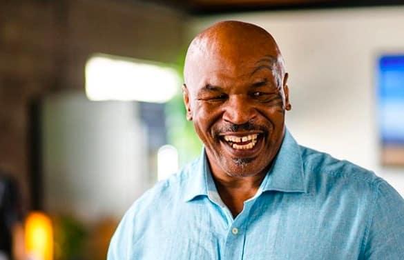 Mike Tyson avoue qu'il utilisait l'urine de son fils pour déjouer les contrôles antidopage
