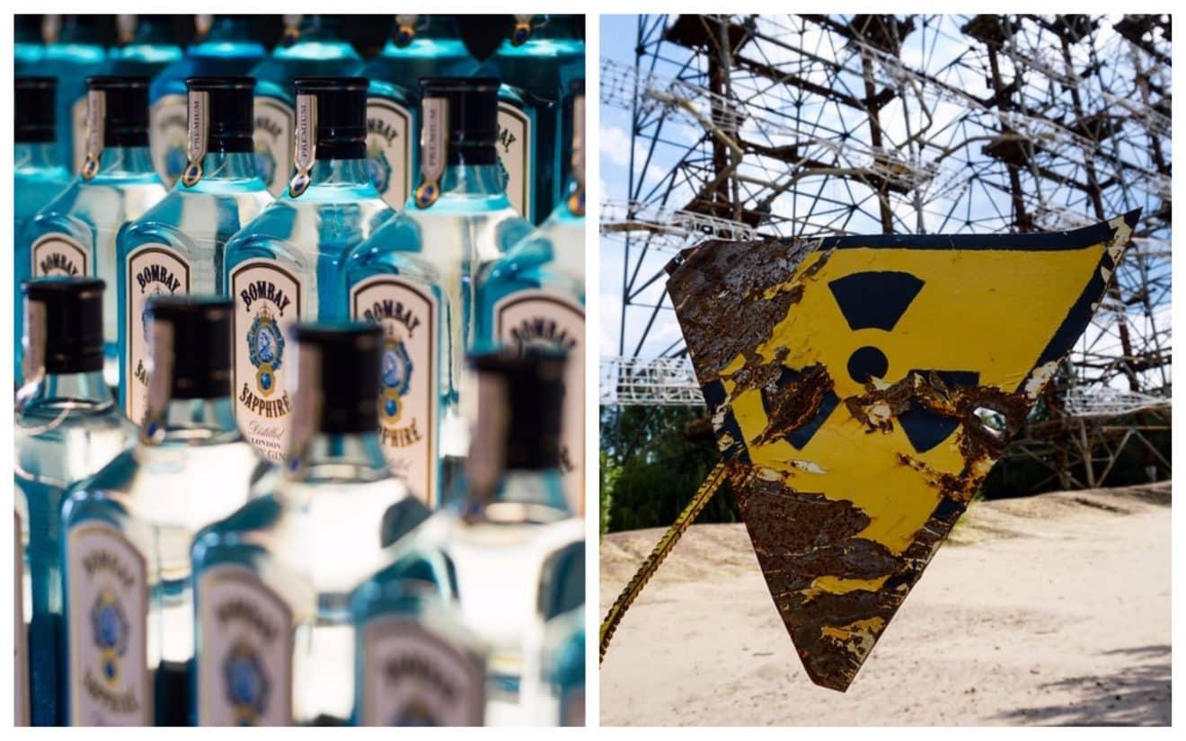 Des chercheurs créent une vodka provenant de…Tchernobyl garantie sans radioactivité !