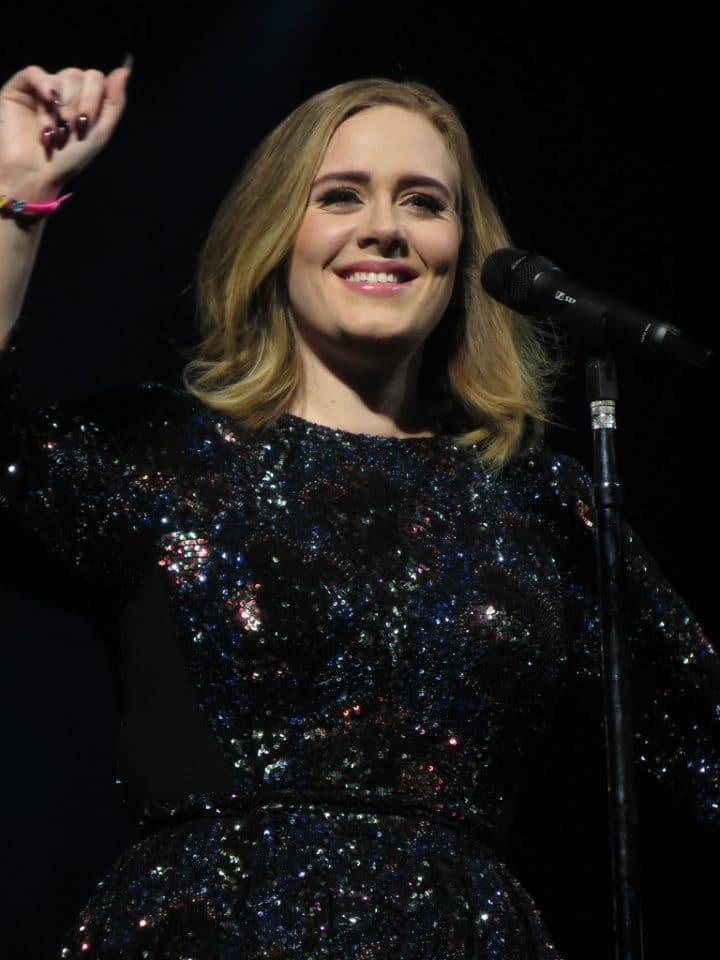 célébrité Adele