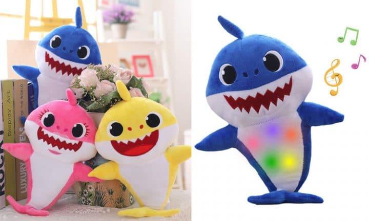 accessoires baby shark