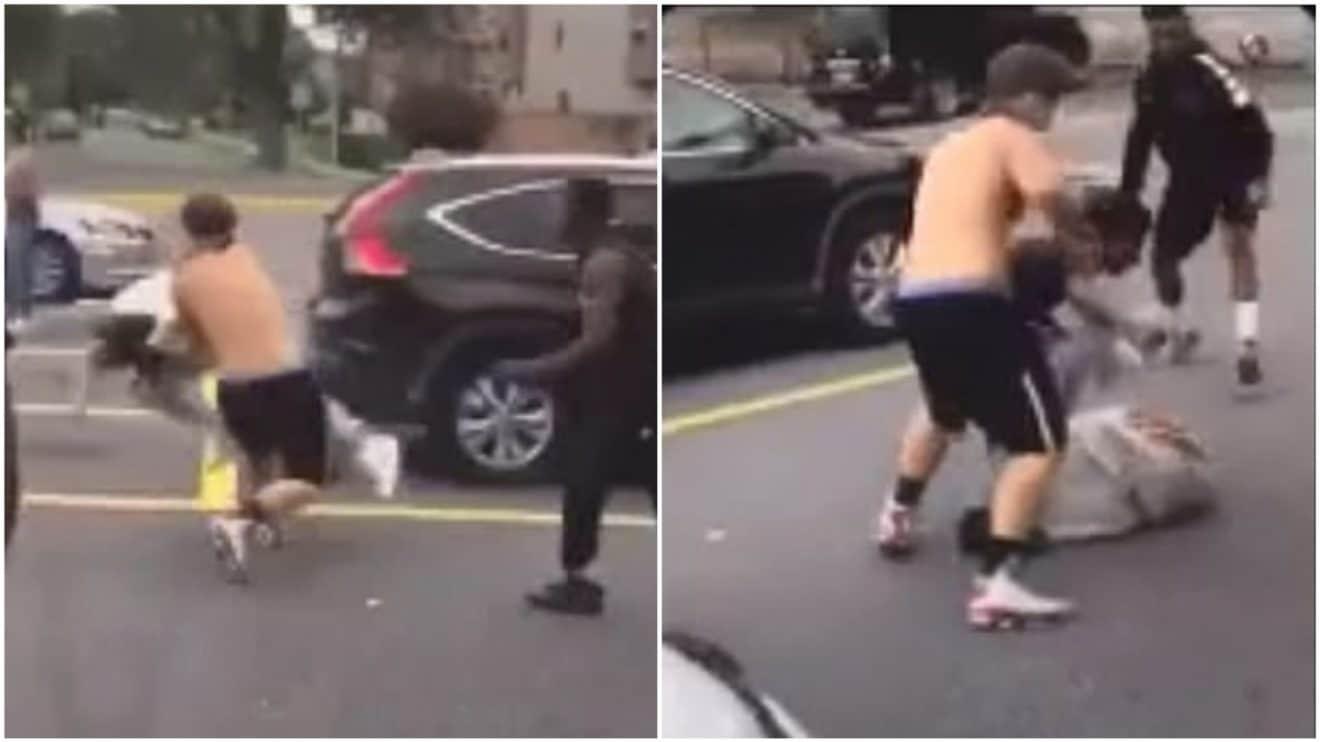 Etats-Unis : Un adolescent de 16 ans se fait poignarder pendant que 80 personnes filment la scène