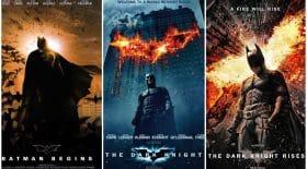 trilogie de Batman