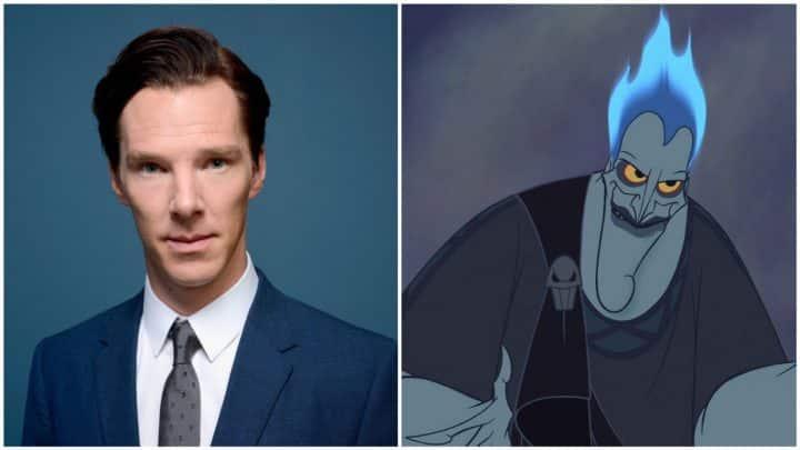 Benedict Cumberbatch Hadès