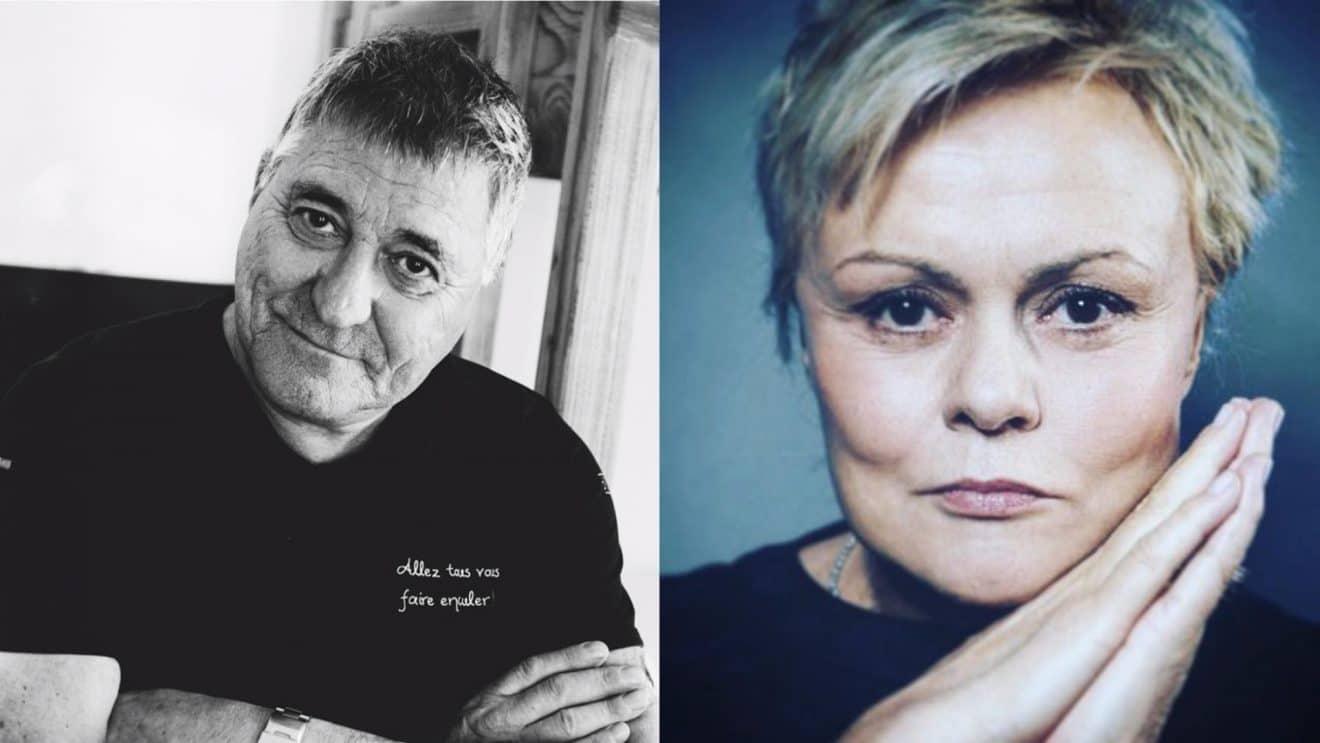 Polémique avec Jean-Marie Bigard : Muriel Robin répond après qu'il l'ait insulté de «connasse» (vidéo)