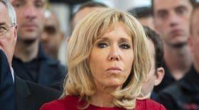 La première dame de France soutenue par Nabilla
