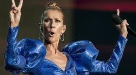 Céline Dion très sexy pour sa nouvelle tournée