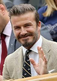 célébrité David Beckham