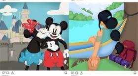Insta Disney