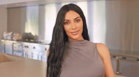 Kim Kardashian assume son psoriasis