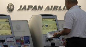 Le tout nouveau service de Japan Airlines