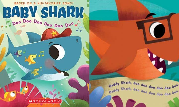 livre shark