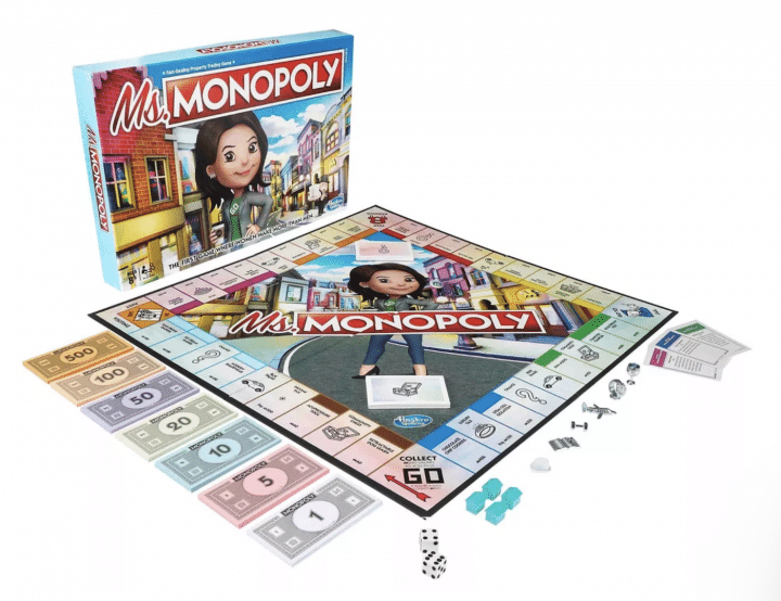 Madame Monopoly