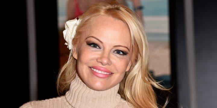 Pamela Anderson : cette photo entièrement nue qui affole la toile !