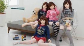 Des poupées gonflables créées pour les pédophiles