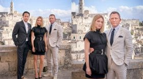 Lea Seydoux Craig James Bond