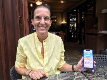 Valérie Cabot restauratrice
