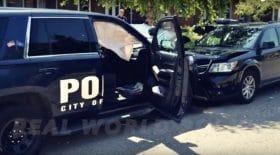 vole voiture police