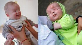 bebe sans yeux