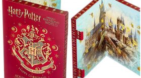calendrier avent harry potter
