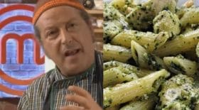 Chef italien