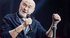 L'état de santé de Phil Collins très préoccupant