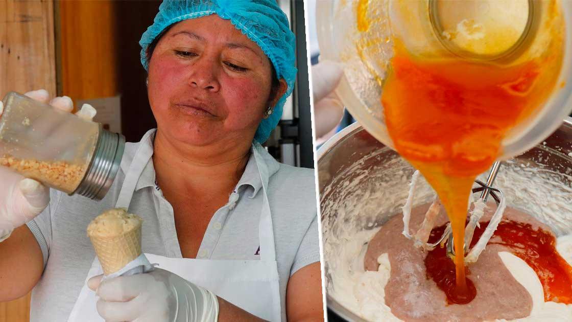 Cette glace au parfum cochon d'Inde cartonne ! Seriez-vous prêts à la tester ?