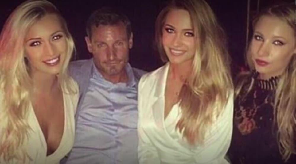 La photo de cet acteur avec sa femme et ses deux filles a choqué la toile
