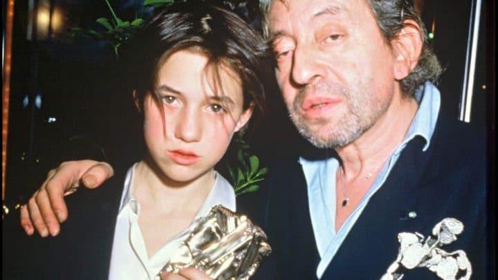 Charlotte Gainsbourg dévoile ce que son père l'obligeait à faire contre son gré