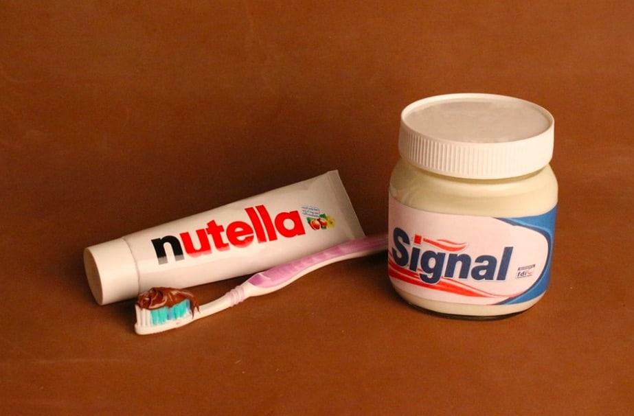 Et si les logos des marques étaient inversés ? Le résultat pourrait vous perturber !
