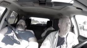 Papy s'endort au volant et fait preuve de mauvaise foi