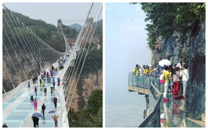 ponts chine