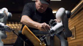 robot raclette