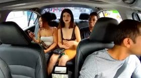 vol uber