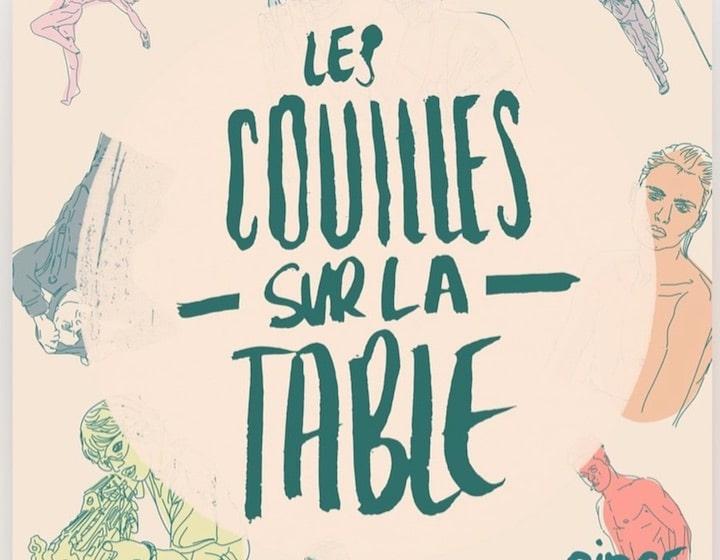 """""""Les couilles sur la table"""" : découvrez le podcast qui répond aux questions sur la masculinité !"""