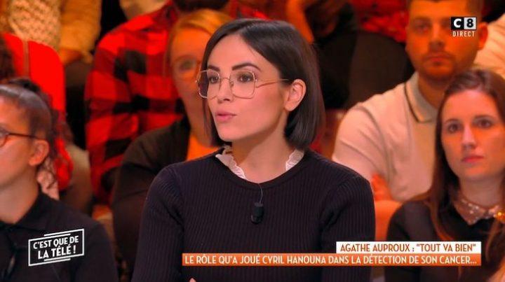 Agathe Auproux disparition inquiete fans