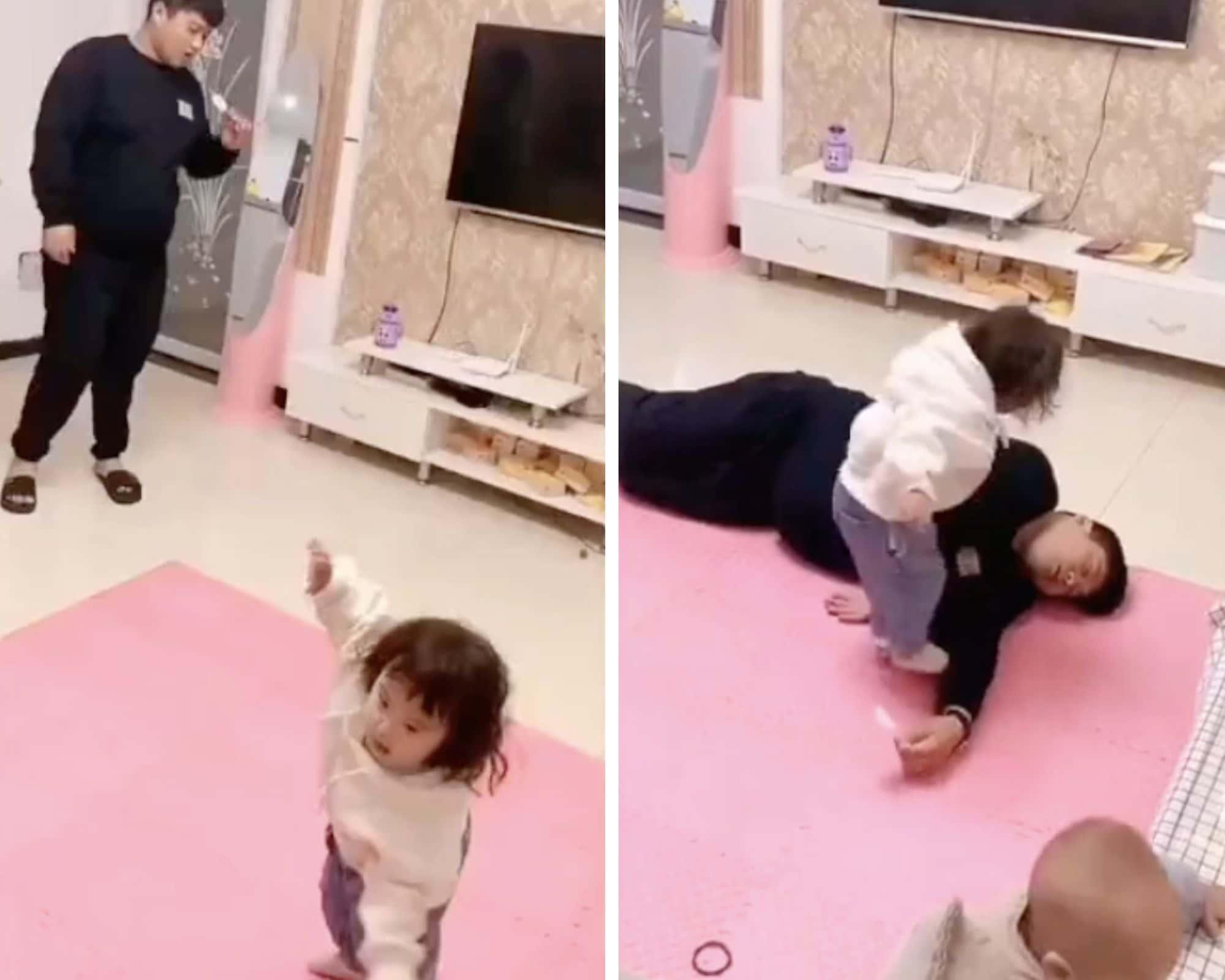 Un père prank sa fille : sa réaction est hilarante ! (vidéo)