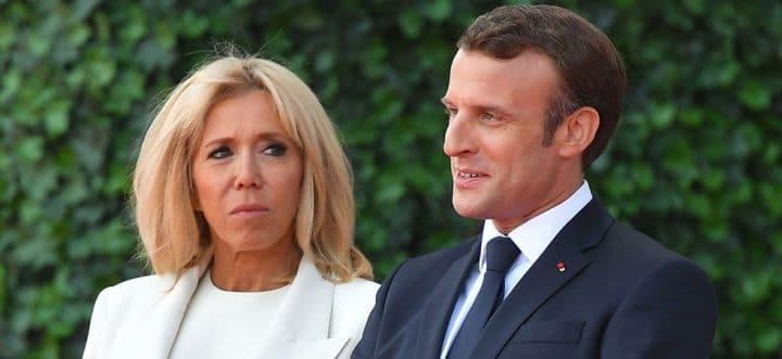 Brigitte Et Emmanuel Macron Cette Sortie Nocturne Qui A