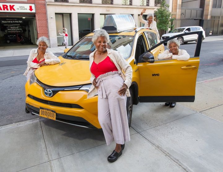 Calendrier 2020 taxis NY 3