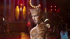 adaptation de la comedie musicale cats avec Taylor Swift