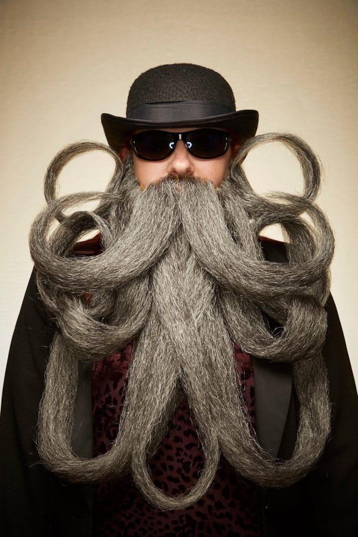 Championnat barbe et moustache 1