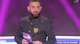 cyril hanouna mis examen