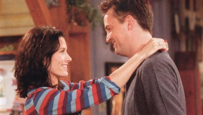 Quinze ans après la fin de Friends, Chandler et Monica font une apparition sur Instagram (Vidéo)