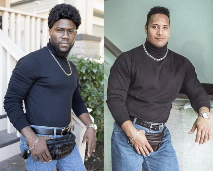 Kevin Hart our Halloween se moque de son ami Dwayne Johnson !